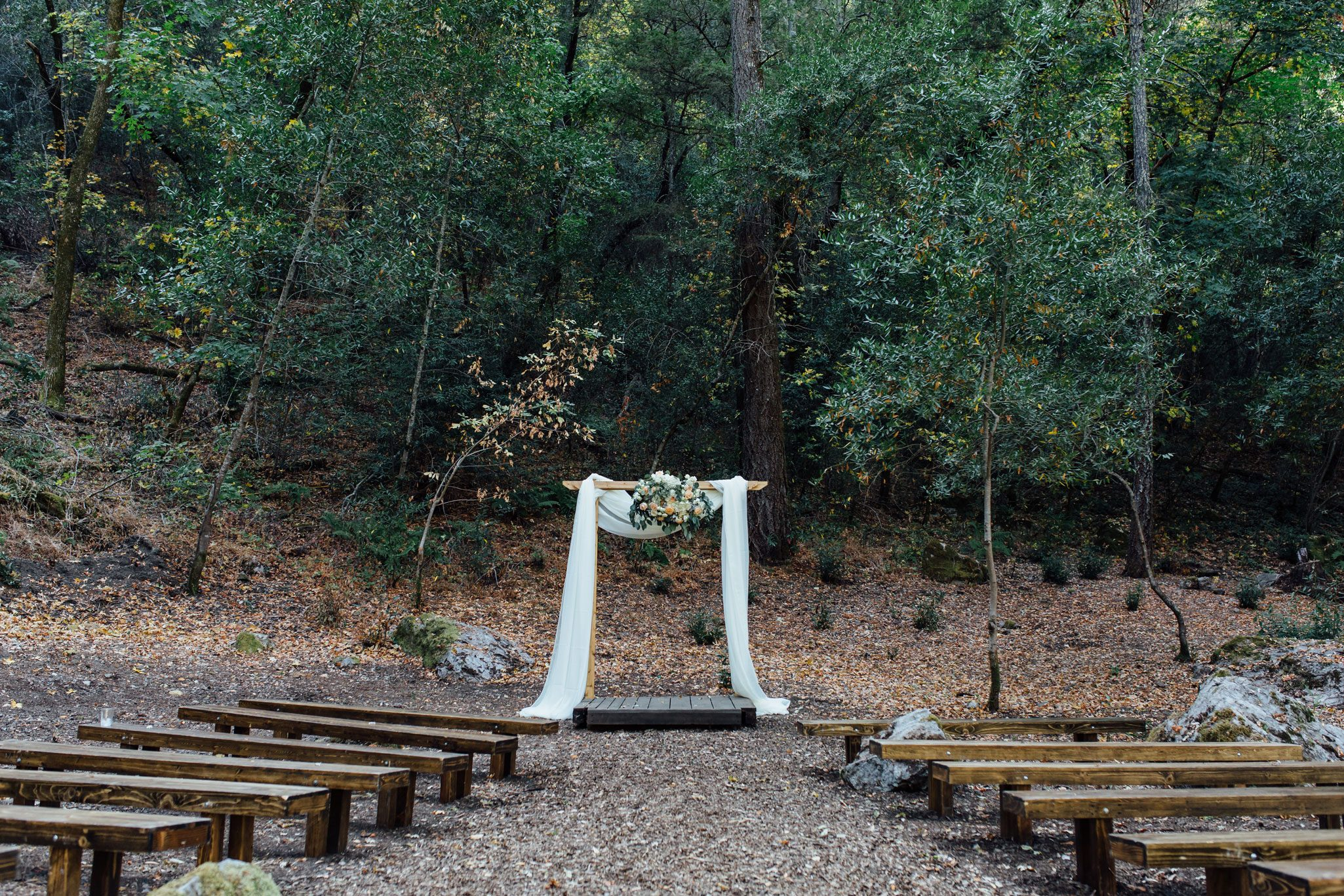 A Romantic Backyard Ceremony in Wine Country, Napa Valley California