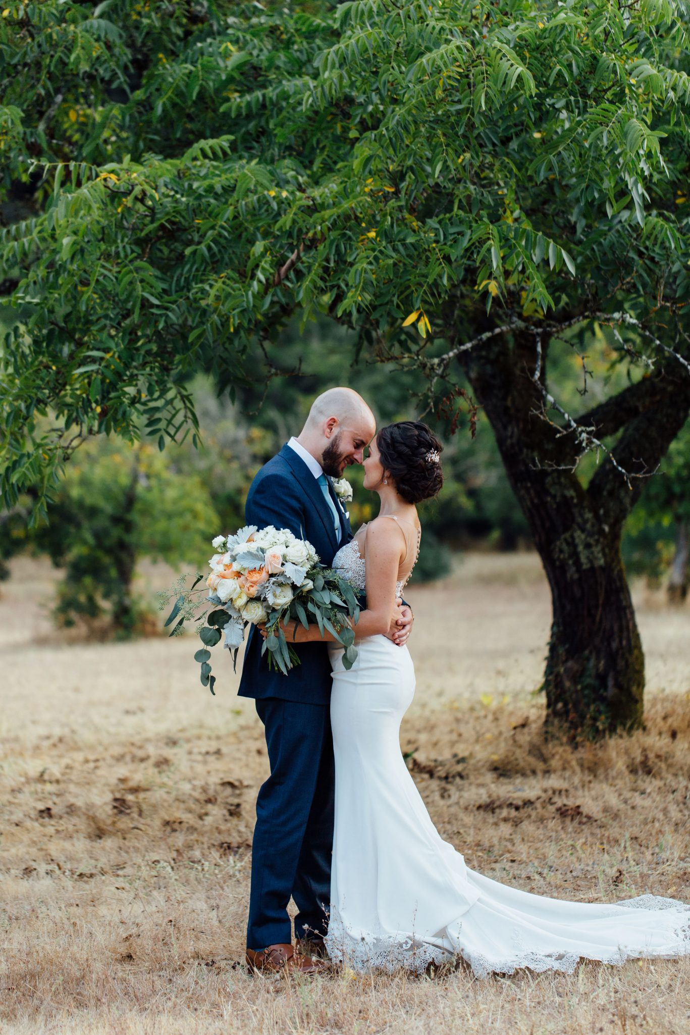 A Romantic Backyard Wedding in Wine Country, Napa Valley California