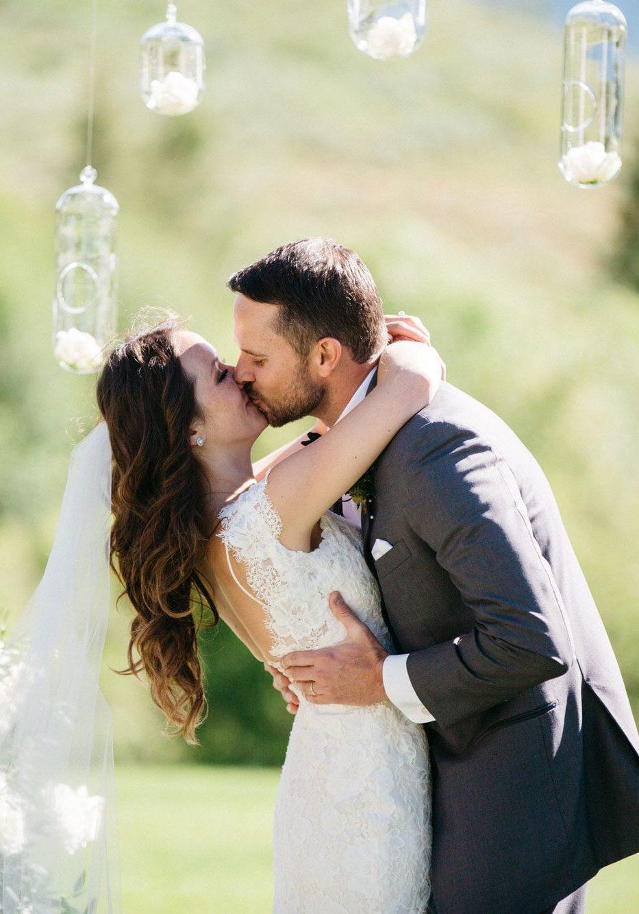 A Cabin Wedding in the Mountains, Sun Valley Idaho