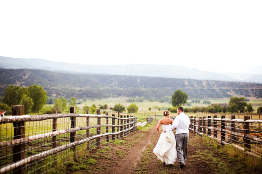 A Mountain Romance at Flying Dog Ranch