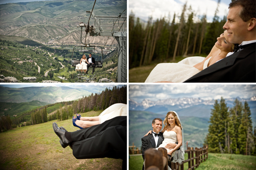 Luxe Mountain Weddings - Colorado