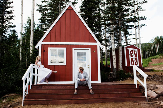 Luxe Mountain Weddings - Park City, Utah