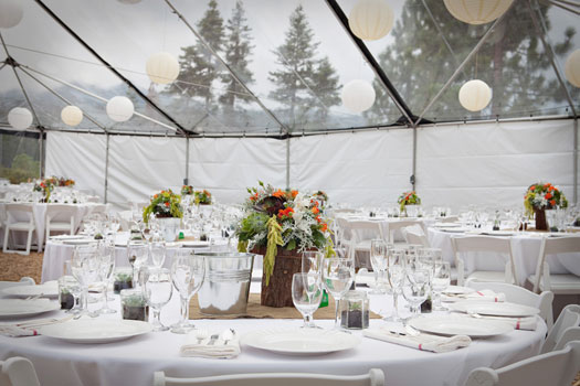 Luxe Mountain Weddings - Tahoe, California