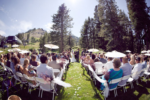 Luxe Mountain Weddings - Tahoe California