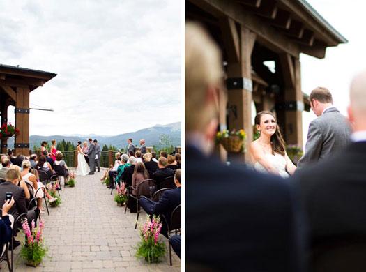 Luxe Mountain Weddings - Rocky Mountain Wedding