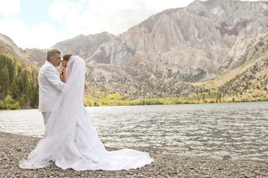 Luxe Mountain Weddings Magazine - California