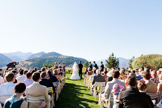 Weddings in the Cascade Mountains