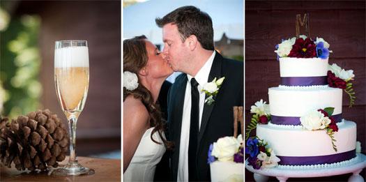 Tahoe Wedding, Lake Tahoe wedding