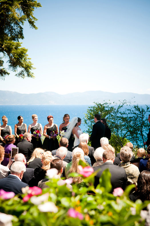 Tahoe Wedding, Lake Tahoe wedding