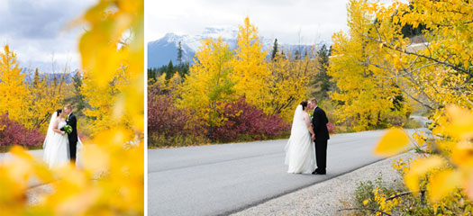 Luxe Mountain Weddings - Canmore Alberta Canada