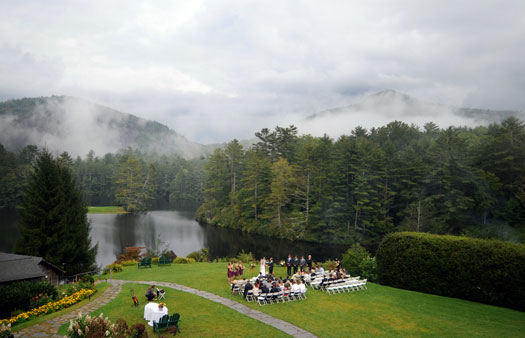 Wedding Venues North Carolina Mountains Best Mountain 2017