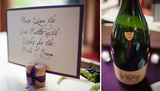 Wine Country Wedding Elegance in Vail, Colorado