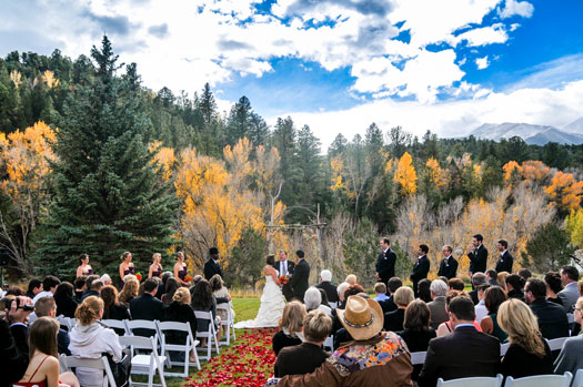 A Rustic Wedding in Flagstaff, Arizona