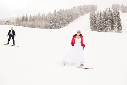 A Winter Wedding in Beaver Creek, Colorado