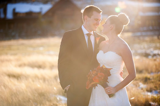 A Fall Wedding in the Colorado Mountains