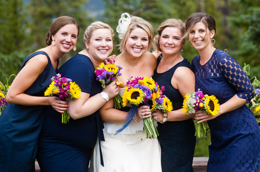 A Simple Wedding in Breckenridge, Colorado