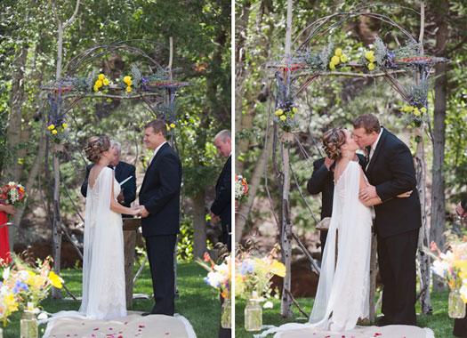 A Rocky Mountain Destination Wedding Week