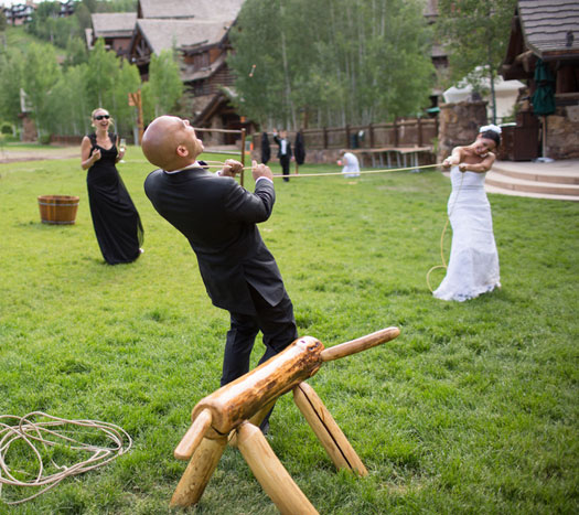 Rocky Mountain destination wedding in Beaver Creek, Colorado