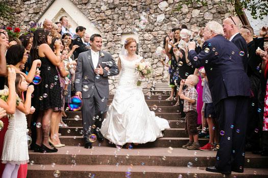 An Elegant Rocky Mountain Wedding