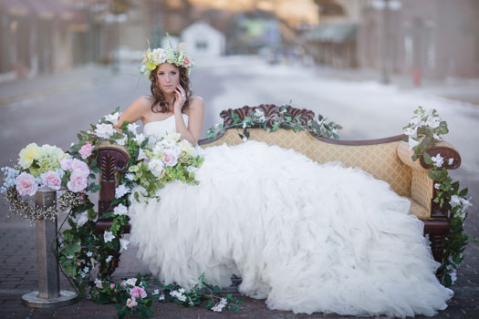 Modern Meets Vintage European styled Bridal Shoot by Joice Ruffing Photography