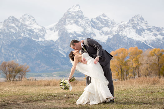 A Wedding in the Grand Tetons