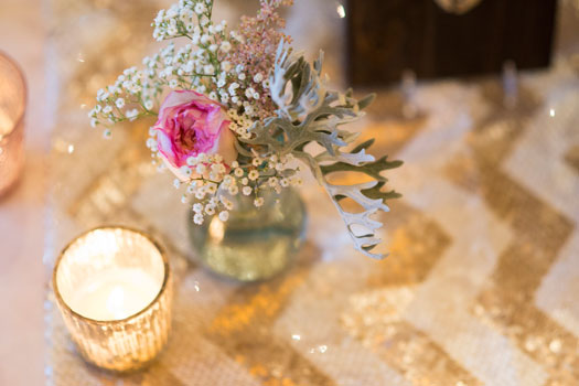 An Elegant Colorado Wedding filled with Vintage Romance