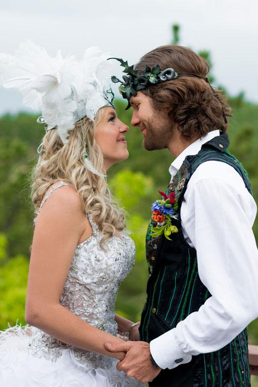 A Bohemian Mountain Wedding in Boulder