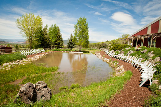 A Bike Wedding at Flying Dog Ranch - Aspen, Colorado