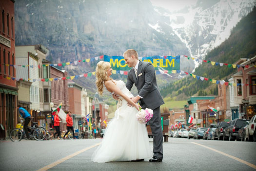 A Destination Wedding in Telluride, Colorado