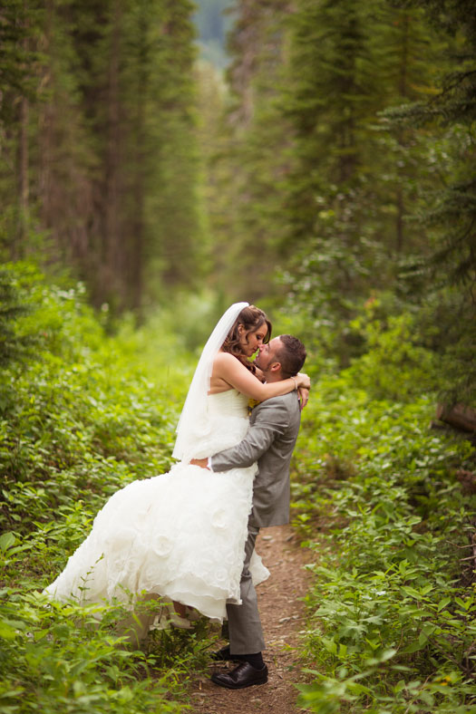 A Mountain Wedding in Yoho National Park, Canada