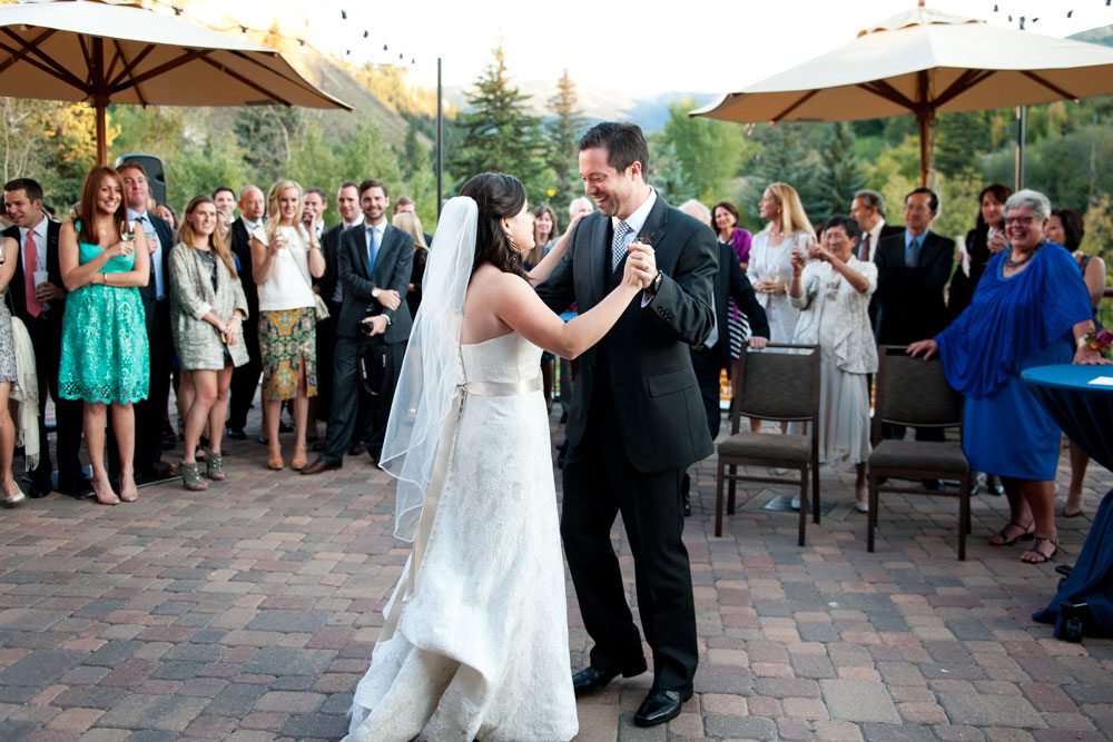Cozy Mountain Chic Wedding in Beaver Creek