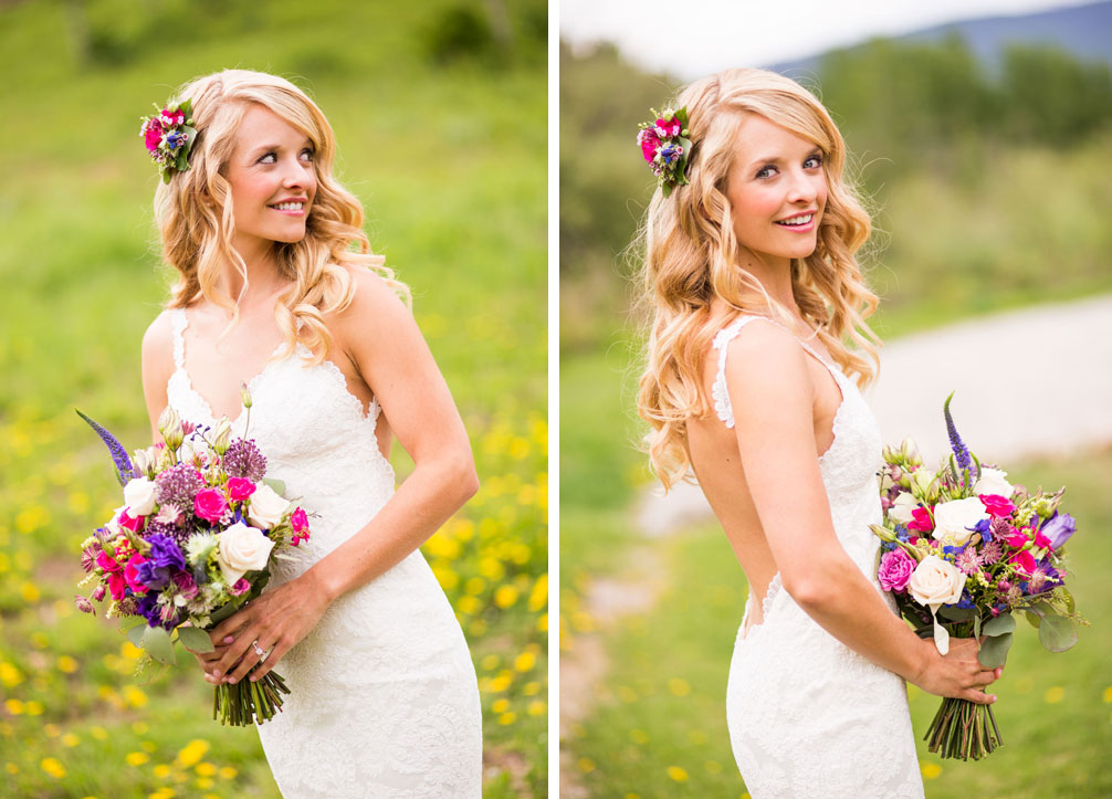 Beaver Creek Wedding Filled with Handmade Details