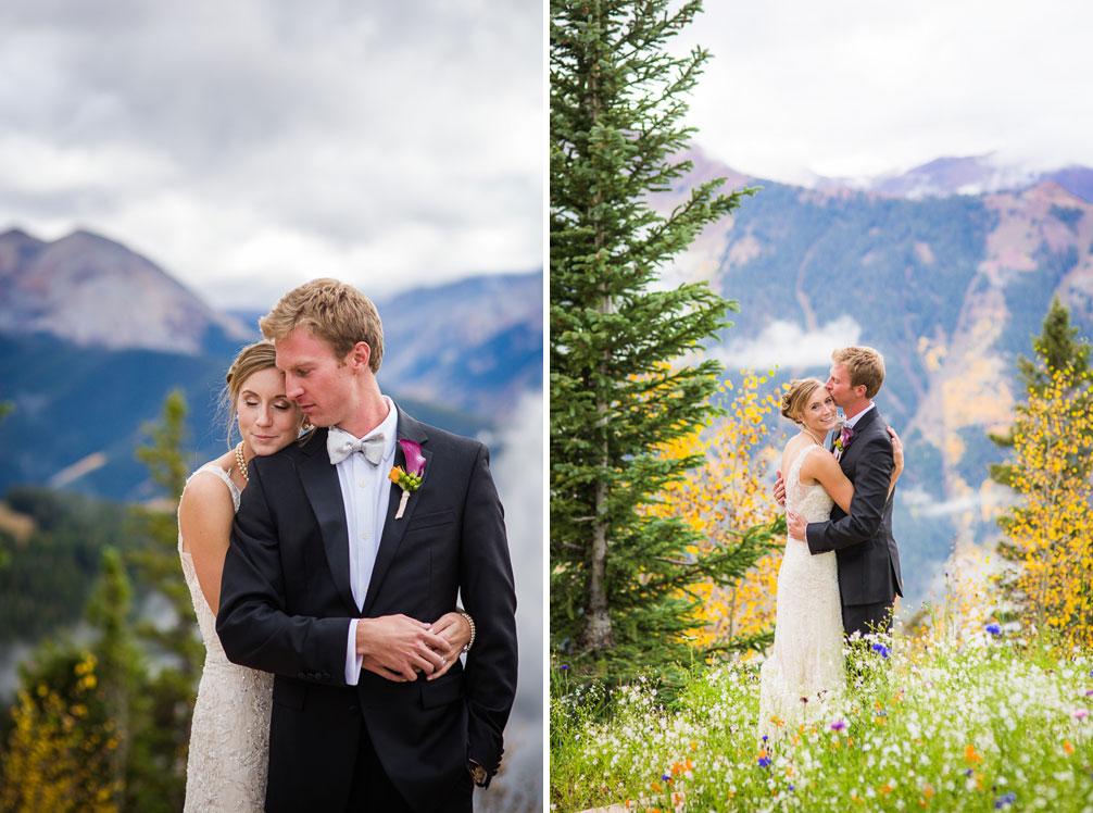 A Fall Destination Wedding in Aspen, Colorado