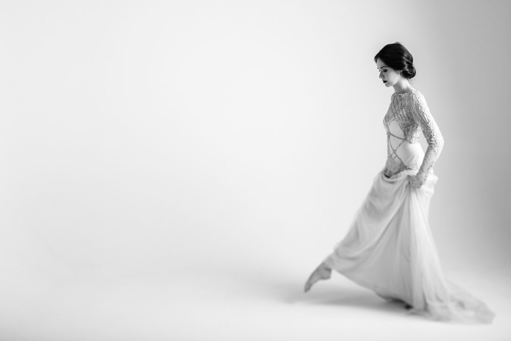 Bridal Shoot: Moments in Motion
