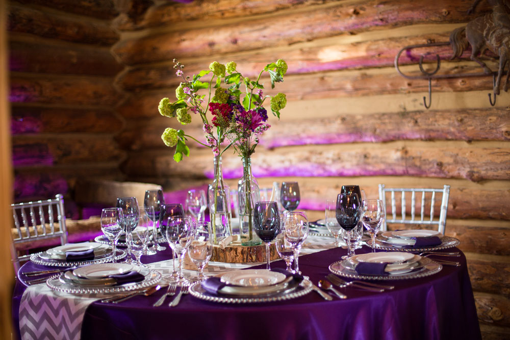 Wedding Colorado Country Charm in the Mountains