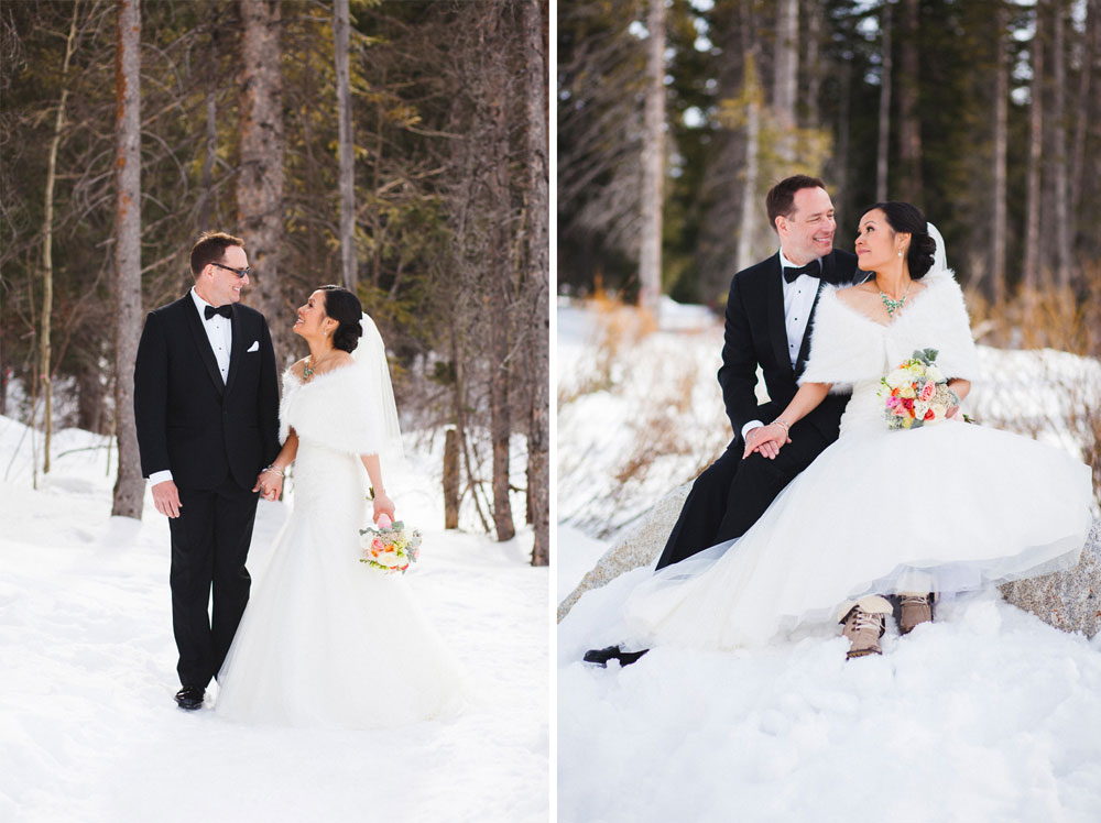 A Pi Day Wedding in the Wasatch Mountains, Utah
