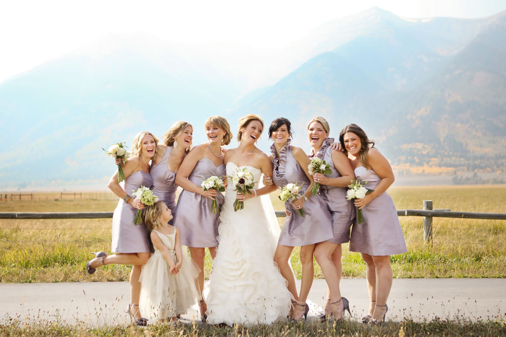 Destination Wedding in Jackson Hole