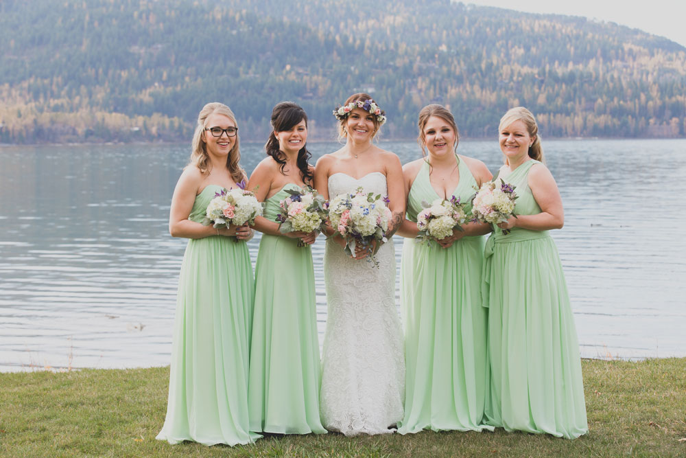 A Boho Destination Wedding in Whitefish, Montana