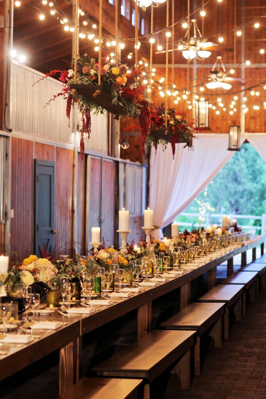 A Romantic Barn Wedding in Utah - Luxe Mountain Weddings ...