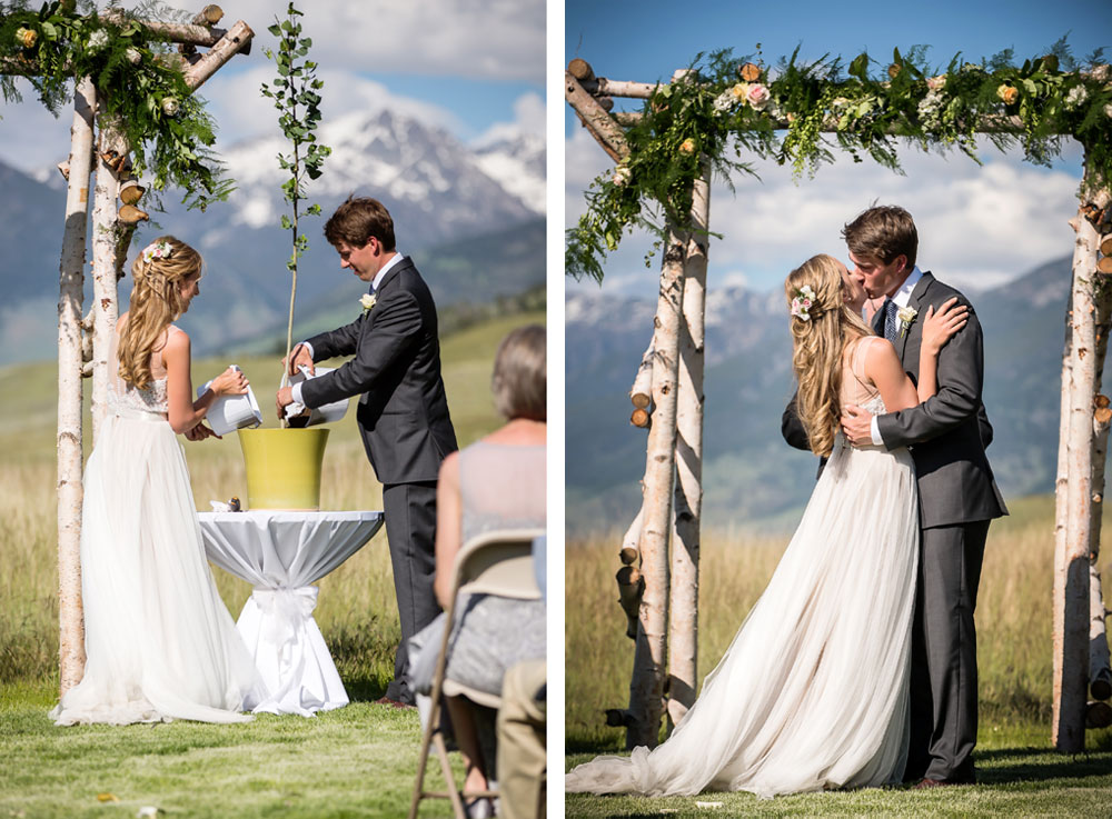 A Spring Wedding in Montana