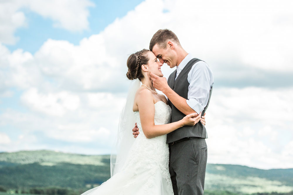 A Wedding on a Hilltop in Southwestern Pennsylvania
