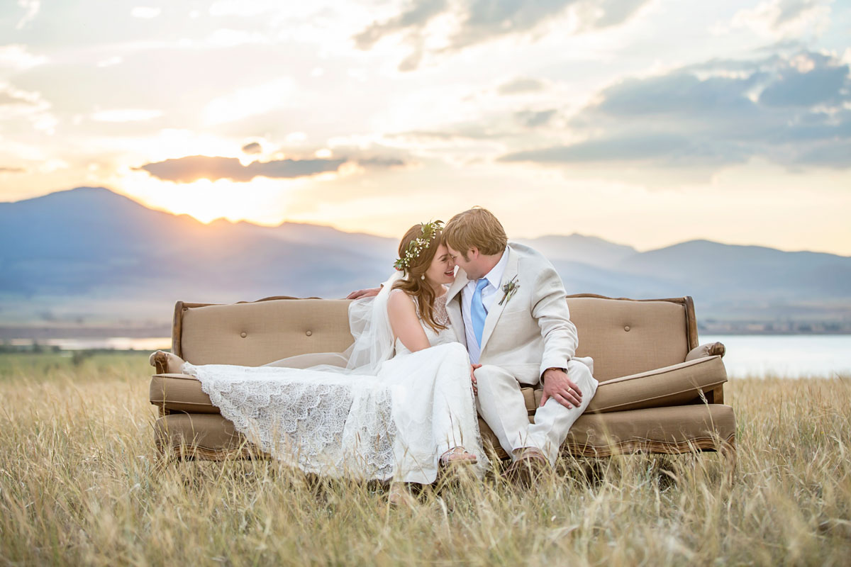 Montana Ranch Wedding