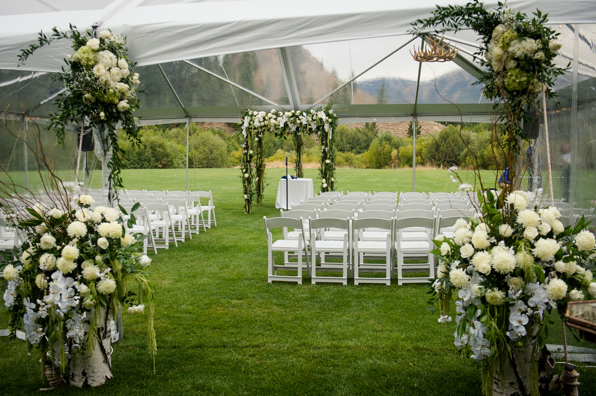 A Chic Mountain Wedding in Sun Valley, Idaho