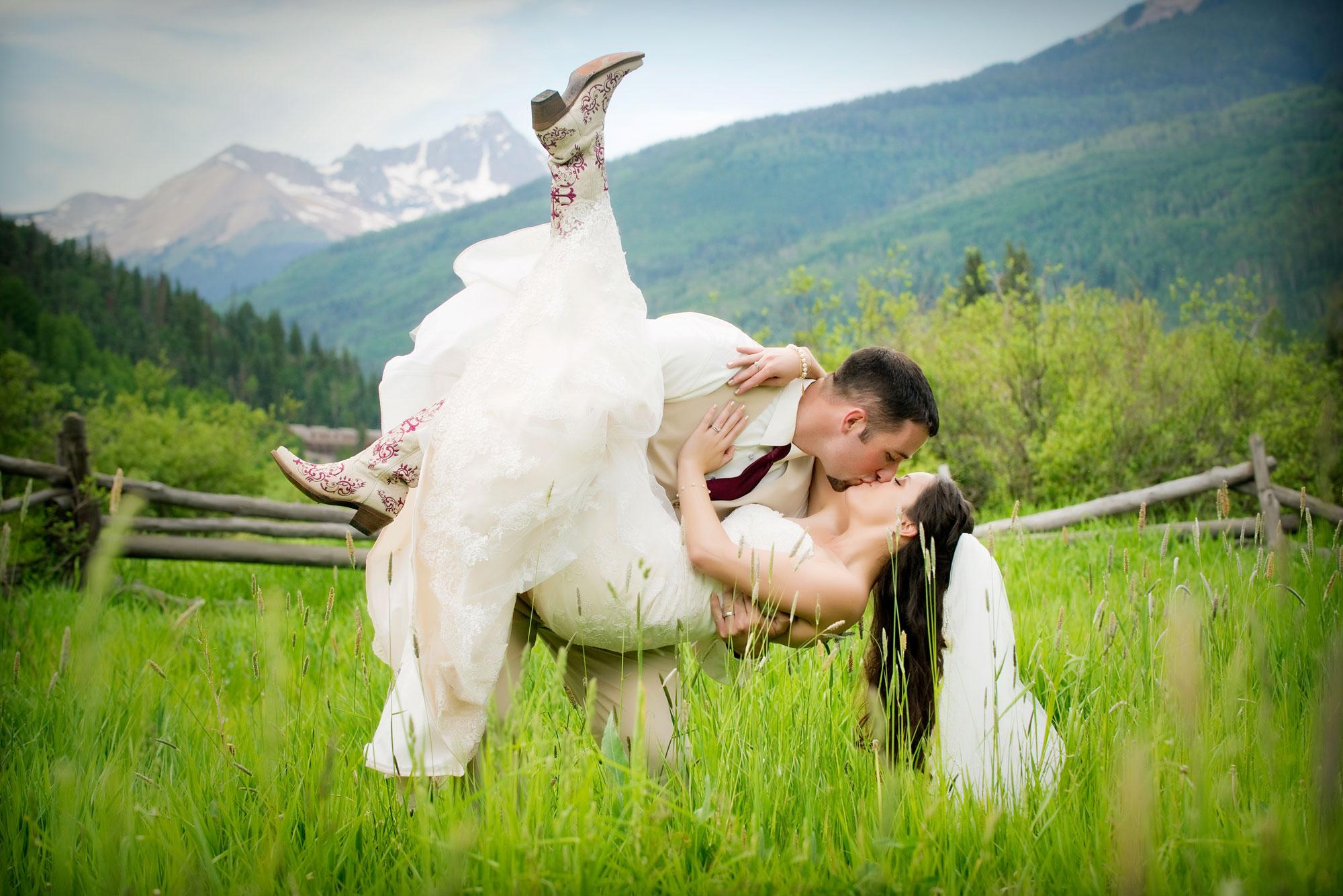 Featured Weddings at Purgatory Resort