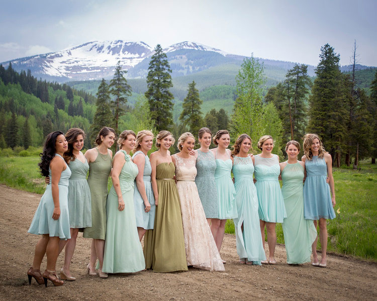 A Crested Butte Mountain Resort Wedding