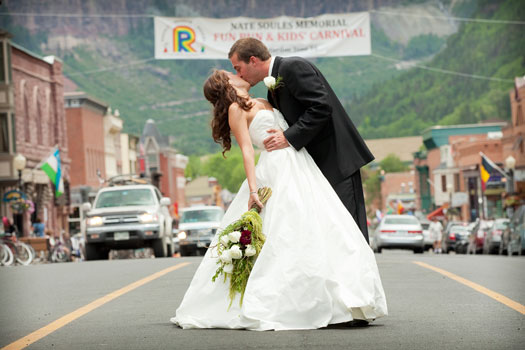 A Telluride Colorado Wedding