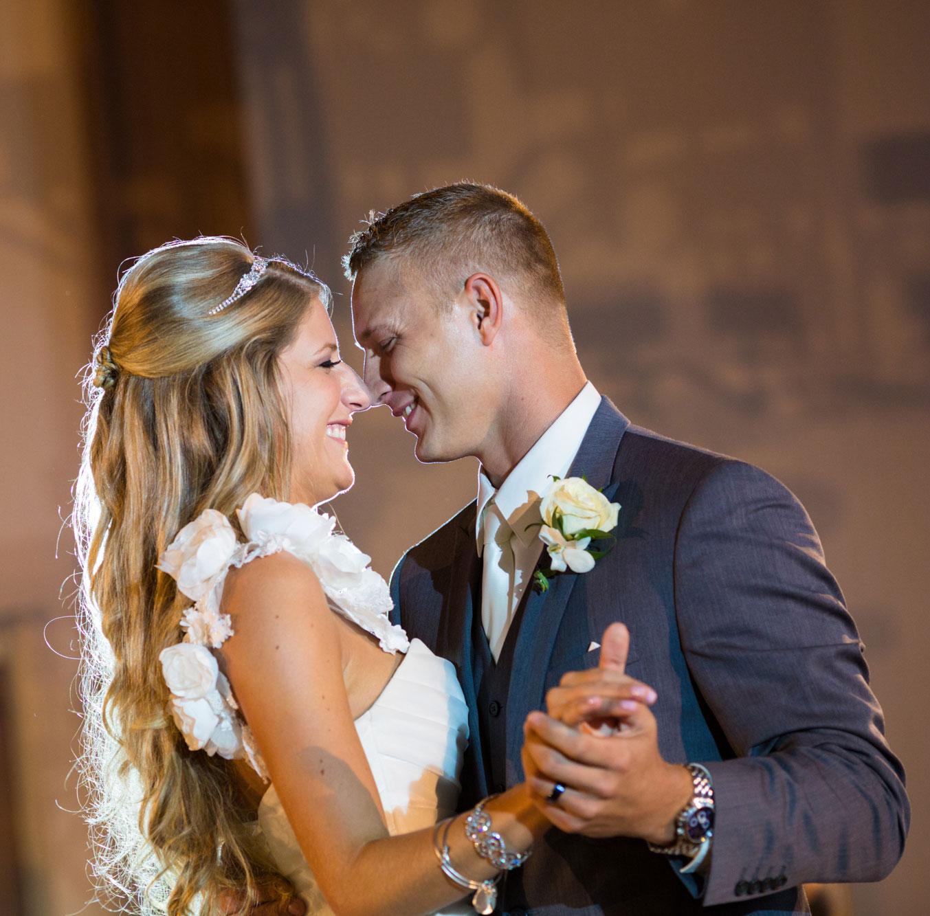 A Destination Wedding in the Pocono Mountains