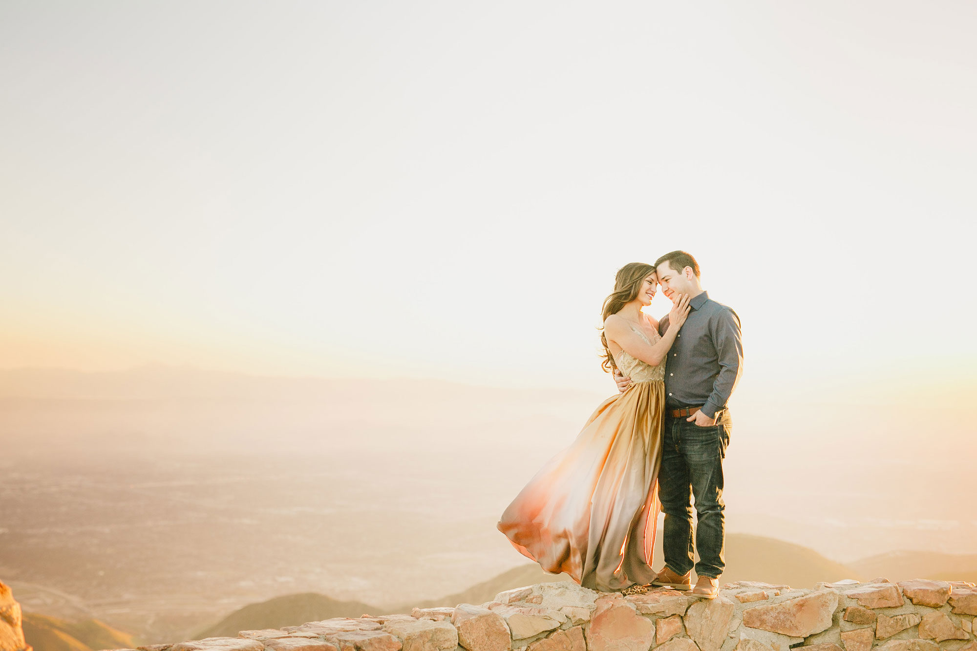 Enchanting Engagement Shoot in the Mountains