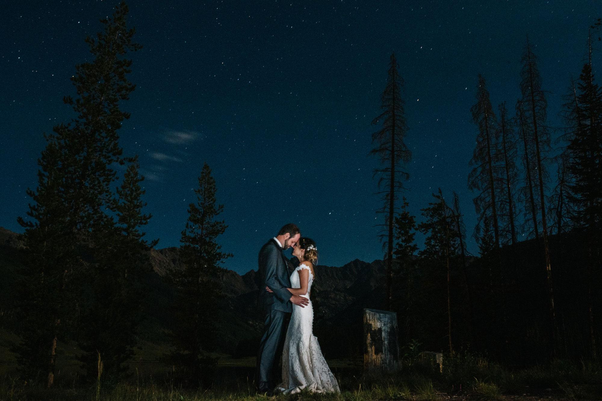 A Celestial Inspired Wedding in Vail, Colorado