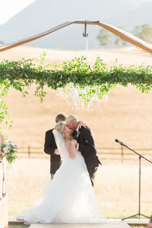 An Elegant Ranch Wedding In Colorado Luxe Mountain